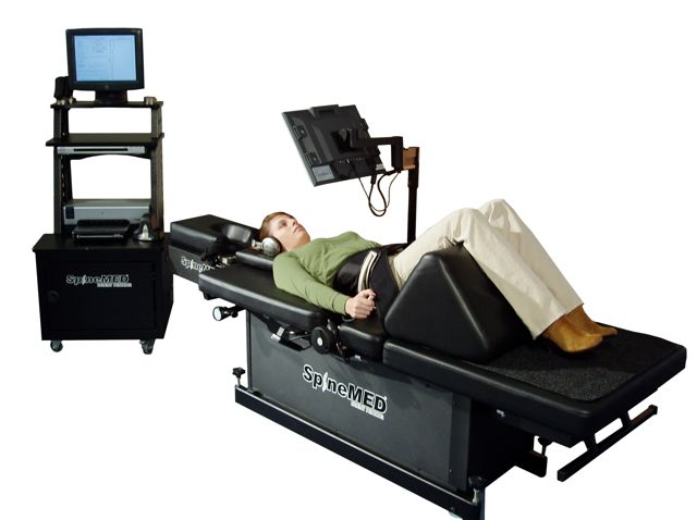 SpineMed Decompression Table